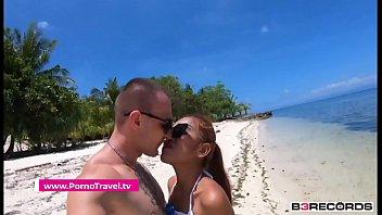 Fuck tv sex cam Public beach blowjob and fuck