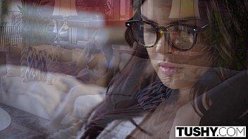 TUSHY Hot Wife Keisha Grey Enjoys Threesome