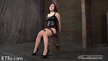 Coarse servitude porn