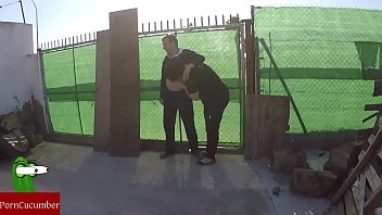 Giving affection to the puppy, and giving affection to his cock