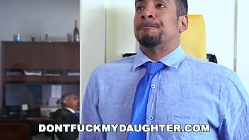 DON'_T FUCK MY DAUGHTER - My Boss'_s Teenage Progeny Victoria Valencia Seduced Me