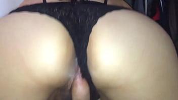 Lesbians xxx tanga - Rica esposa culona en tanga negra