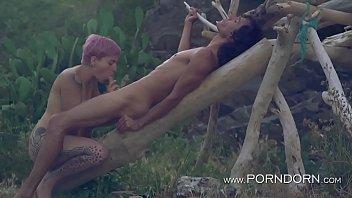 Spanish Sex in The Beach