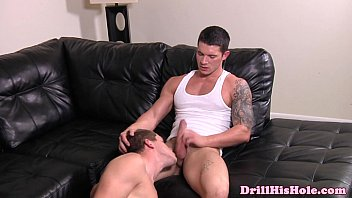 Gay couples brandon Powerful top ass ravaging bottom
