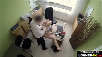 Big Tits Teen Will Do Anything For Business Loan Approval