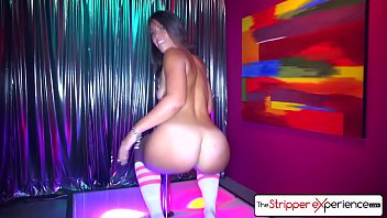 The Stripper Experience - Kelsi Monroe is fucked by a big dick, big booty