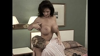Dru makes Deauxma Squirt using a Strap-on in her butt