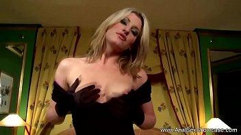 Blonde Beauty Anal Rough Sex