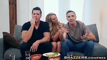 Brazzers - Brazzers Exxtra -  Superbang My Ass scene starring Corinna Blake, Keiran Lee and Ramon