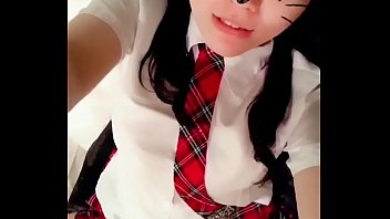Fingering very cute school girl she is very cute - https://asiansister.com/