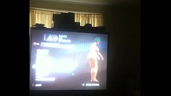 Messing around in saints row 3
