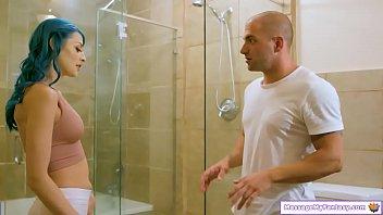 Busty german masseuse gives nuru massage pornhub video