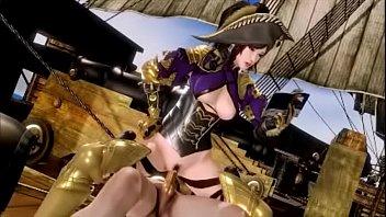 [MizuYu .H]Wei army Pirates (Dynasty Warriors9)