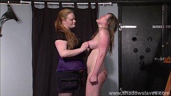 Lesbian Taylor Hearts extreme humiliation image