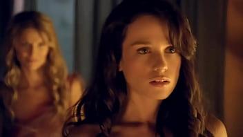 Spartacus nude videos Gwendoline taylor nude spartacus