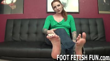 I have perfect feet fit to be worshiped