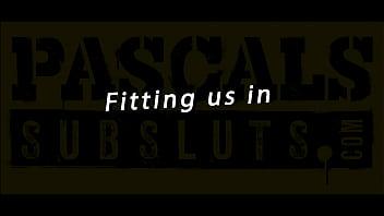 PASCALSSUBSLUTS – Pierced Kacie Castle Riding Big Black Cock