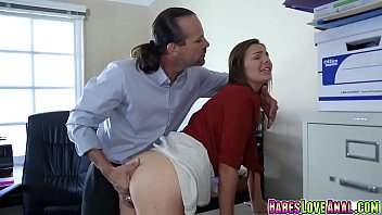 Ass hole in tongue Staying pure for her boyfriend1