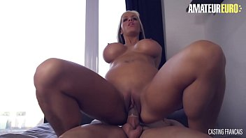 AMATEUR EURO - Canadian Babe Kimberly Turn Her Pussy On For A Kinky Career