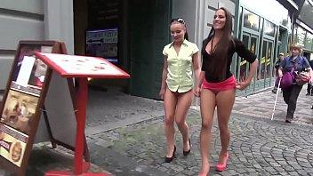 bottomless girls