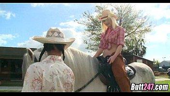 Horse asses unite