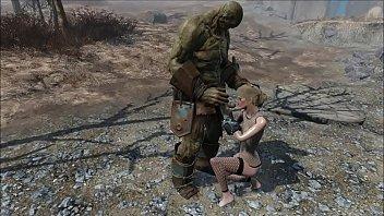 Fallout 4 Katsu And Strong