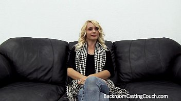 Tight Blonde Teen Anal & Creampie on Casting Couch thumbnail