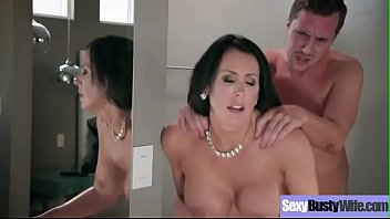 Hard Intercorse In Front Of Cam With Busty Housewife (Reagan Foxx) mov-20