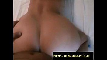 He knows how to fuck his wife from behind and she knows how to lick his dick than she got sperm at h