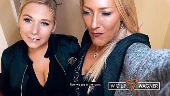 Blind date with a lesbian Mature skank lana vegas wants to fuck lena nitro in filthy lesbian hotel sex action wolf wagner date wolfwagner.date