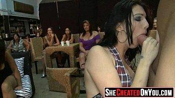 30 Crazy cum party whores  274