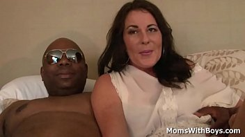 Milf Bella Roxxx having sex with a big black cock