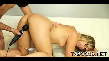 Facial palate - Palatable legal age teenager honey delights muff before pleasing a meaty shlong