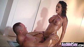 Horny Girl (franceska jaimes) With Big Butt Love Deep Anal Sex clip-13