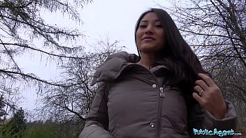 Public Agent Christina Miller Fucked by Big Cock in Woods