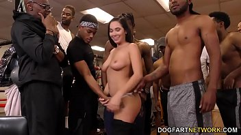 Squirt bukkake tgp - Karlee grey deepthroats bbc while squirting