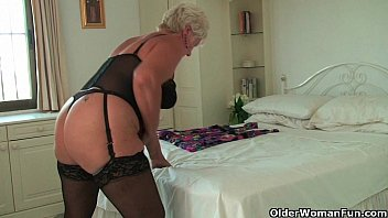 British grannies who still enjoy masturbation