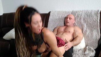 Lady Velvet grinds on my cock until I cum