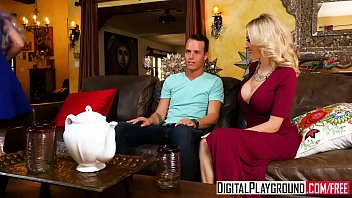 DigitalPlayground - My Moms Best Friend with (Blake Morgan, Justin Hunt)