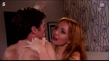 Cristina Casta&ntilde_o Escena Hot LQSA - Video completo: