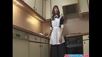 Japanese asian food - Horny aiuchi shiori wildest food insertion action