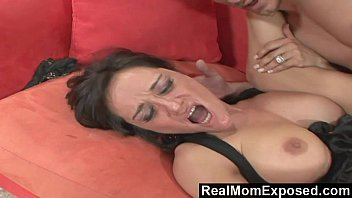 Wifes exposed tits Realmomexposed - he watches as his wife gets fucked