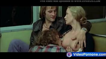 Scene Brigitte Fossey in Going Places (1974) - VIDEOPORNONE.COM