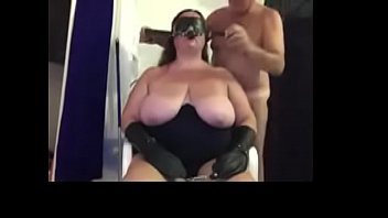 Augusta- Bondage session with final fucking