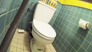 asian young girl toilet voyeur movie