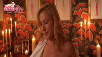 Free pics celeb boobs 2018 popular show angela kinsey nude show her cherry tits from half magic sex scene on ppps.tv