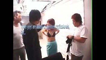 Japanese Gangbang Slut video