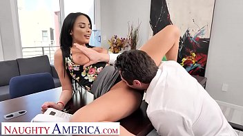 Naughty America - Anissa Kate fucks the car salesman to get a better deal!!!!!!!!