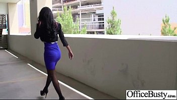 (amia miley) Slut Big Tits Office Girl Like Sex Action video-02