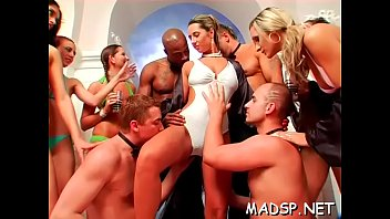 Male and female nude - Eager sluts get blasted and then fucked by hung males